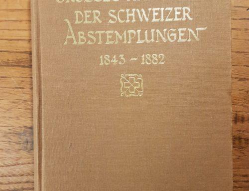 Grosses Handbuch der Schweizer Abstempelungen